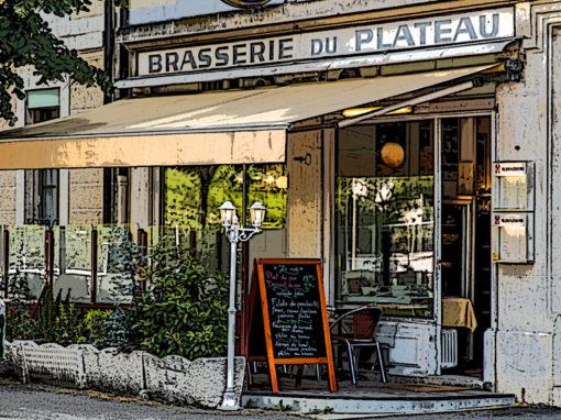 Café du plateau
